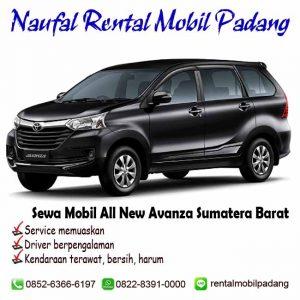Rental Mobil Padang - Sewa Mobil All New Avanza Sumatera Barat - Bukittingi Harga Mobil Rental Murah