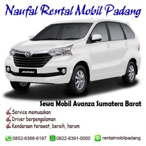 Rental Mobil Padang - Sewa Mobil Avanza Sumatera Barat - Bukittingi Harga Mobil Rental Murah