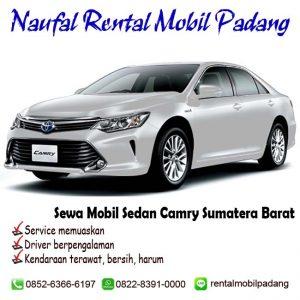 Rental Mobil Padang - Sewa Mobil Camry Sumatera Barat - Bukittingi Harga Mobil Rental Murah