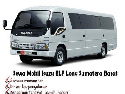 rental mobil isuzu elf long kota padangpanjang sumatera barat bus pariwisata padang. Black Bedroom Furniture Sets. Home Design Ideas