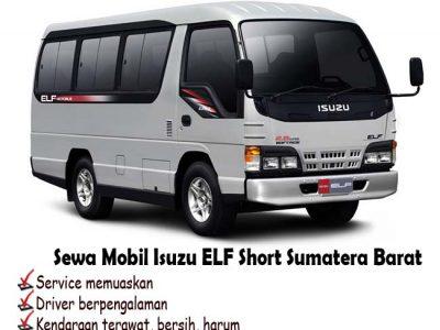 rental mobil elf short tuapejat sumatera barat bus pariwisata padang. Black Bedroom Furniture Sets. Home Design Ideas