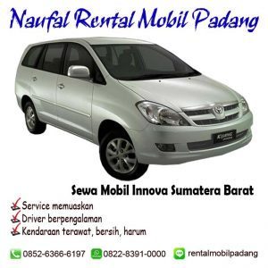 Rental Mobil Padang - Sewa Mobil Innova Sumatera Barat - Bukittingi Harga Mobil Rental Murah