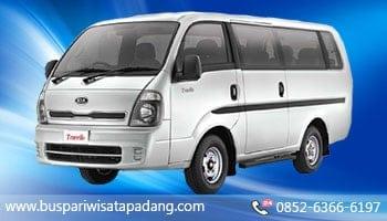 Sewa Rental Mobil Travello Sumatera Barat Padang Bukittinggi